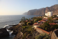 Los Gigantes, Tenerife Royalty Free Stock Photos