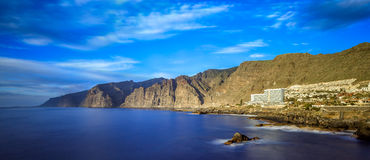 Los Gigantes, Tenerife Fotografía de archivo