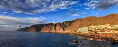 Los Gigantes, Tenerife Stockfotografie