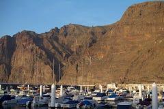 Los Gigantes Tenerife Imagem de Stock Royalty Free