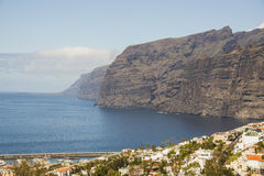 Los Gigantes, Tenerife Stock Photo