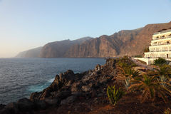 Los Gigantes, Tenerife Spain Royalty Free Stock Photo