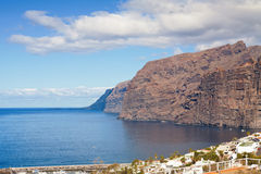 Los Gigantes. Tenerife, Spain Stock Photo