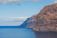 Los Gigantes. Tenerife, Spain Royalty Free Stock Photos