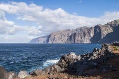 Los Gigantes, Tenerife Stock Images