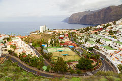 Los gigantes view Stock Images
