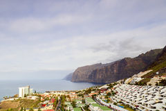 Los gigantes view Royalty Free Stock Images