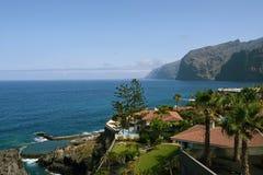 Los Gigantes view, Tenerife, Spain Royalty Free Stock Image