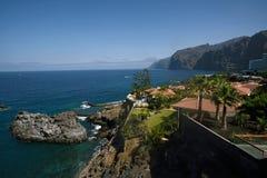 Los Gigantes view, Tenerife, Spain Stock Photography