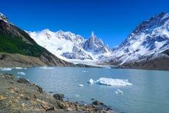 Los Glaciares Immagini Stock Libere da Diritti