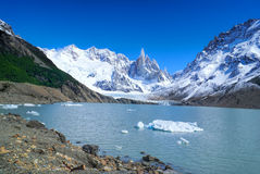 Los Glaciares Royalty Free Stock Images