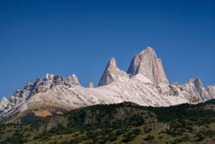 Los Glaciares National Park Stock Image