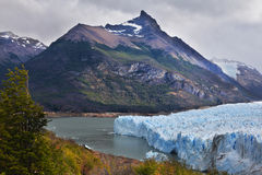 Los Glaciares National Park in Patagonia Royalty Free Stock Images