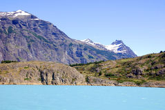 Los Glaciares National Park Royalty Free Stock Photo
