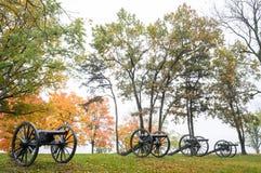 Los Harpers balsean el parque histórico nacional Imagen de archivo libre de regalías