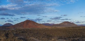 Los Hervideros, Lanzarote, Kanarische Inseln, Spanien lizenzfreie stockbilder