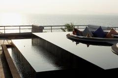 Los hoteles gandulean a Imagen de archivo libre de regalías