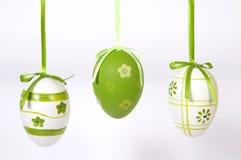 Los huevos de Pascua Fotos de archivo libres de regalías