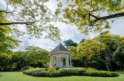 Los jardines botánicos de Singapur Fotografía de archivo libre de regalías