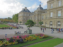 Los jardines de Versalles 5 Imagenes de archivo