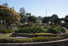 Los jardines hundidos, Napier Fotografía de archivo libre de regalías