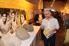 Los jefes falsos famosos de Modigliani imagen de archivo libre de regalías