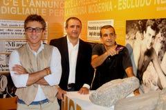 Los jefes falsos famosos de Modigliani Imagen de archivo