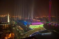 Los Juegos Asiáticos Guangzhou 2010 China fotos de archivo