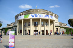 Los juegos de mundo 2017 en Wroclaw, Polonia Imagenes de archivo
