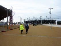 Los Juegos Olímpicos localizan en Strafford Fotos de archivo libres de regalías