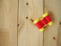 Los juguetes binoculares Foto de archivo libre de regalías