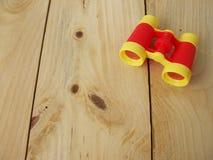 Los juguetes binoculares Imagen de archivo libre de regalías