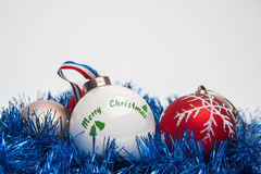Los juguetes del Año Nuevo Imagen de archivo