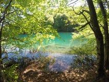 Los lagos Plitvice en Croacia son apenas impresionantes imagenes de archivo