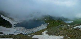 Los 7 lagos Rila Foto de archivo libre de regalías