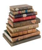 Los libros antiguos imagen de archivo libre de regalías