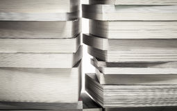 Los libros de lectura son la salida a la sabiduría Foto de archivo libre de regalías