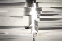 Los libros de lectura son la salida a la sabiduría Imagen de archivo libre de regalías