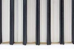 Los libros se cierran para arriba Fotografía de archivo libre de regalías