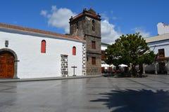 Los Llanos de Aridane - beautiful city on the island La Palma, Canary Islands, Spain Stock Photos