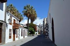 Los Llanos de Aridane - beautiful city on the island La Palma, Canary Islands, Spain Stock Photo