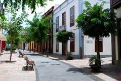Los_Llanos, La Palma Photos stock