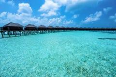 Los Maldivas hermosos imágenes de archivo libres de regalías