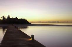 Los Maldives Imagen de archivo libre de regalías