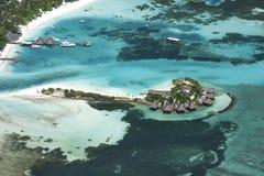 Los Maldives Fotos de archivo