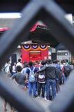 Los mercados acogieron con satisfacción el Año Nuevo chino en Semarang Imágenes de archivo libres de regalías