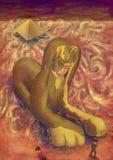 Los milagros suceden en Egipto La esfinge viene vivo libre illustration