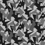 Los militares abstractos del vector camuflan el fondo Foto de archivo libre de regalías