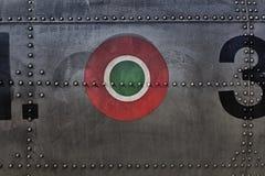 Los militares de la lona de pintura texturizan Imágenes de archivo libres de regalías