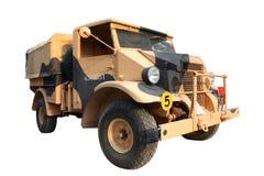 Los militares de la vendimia acarrean Imagen de archivo libre de regalías